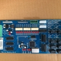 Servo board (blue) version 3.3